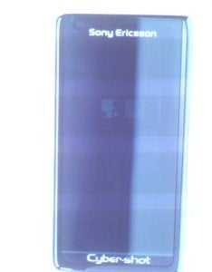 Illustration for article titled Leaked Sony Ericsson Phone Surprises No One with a Touchscreen
