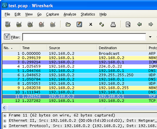 Illustration for article titled Download of the Day: Wireshark (All platforms)