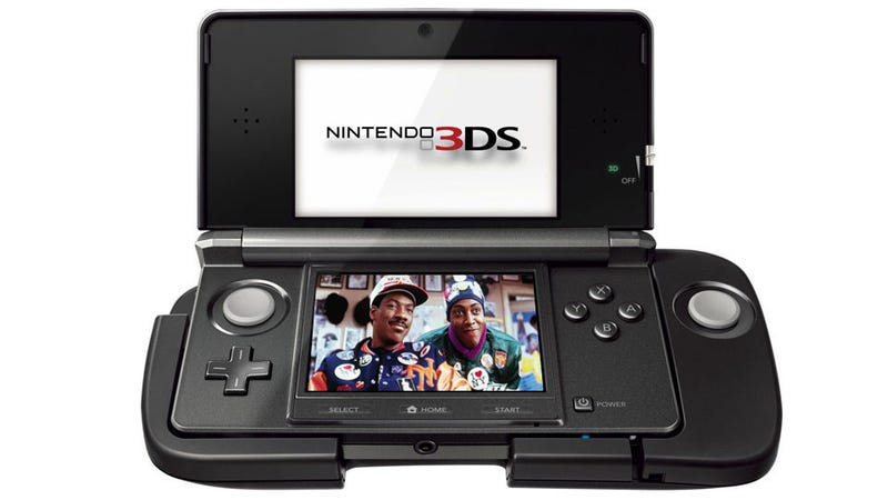 Illustration for article titled Nintendo's 3DS Circle Pad Coming to America by 2012