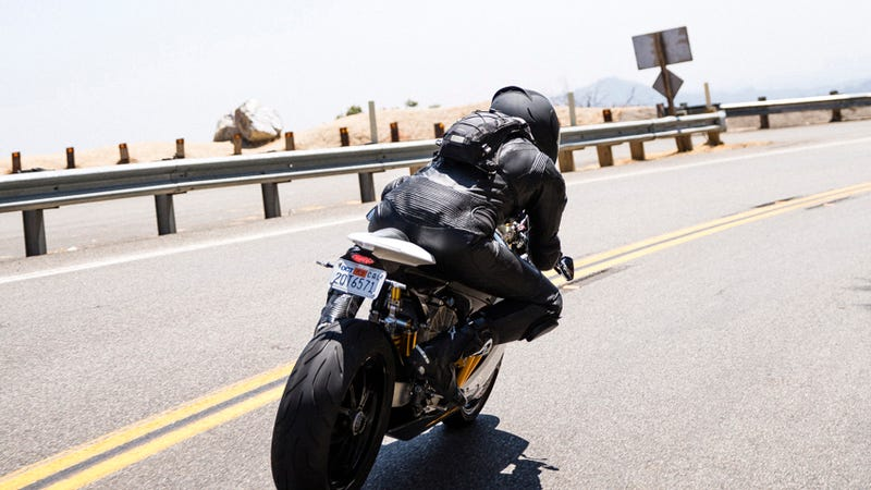 Everything You Ever Wanted To Know About Motorcycle Safety