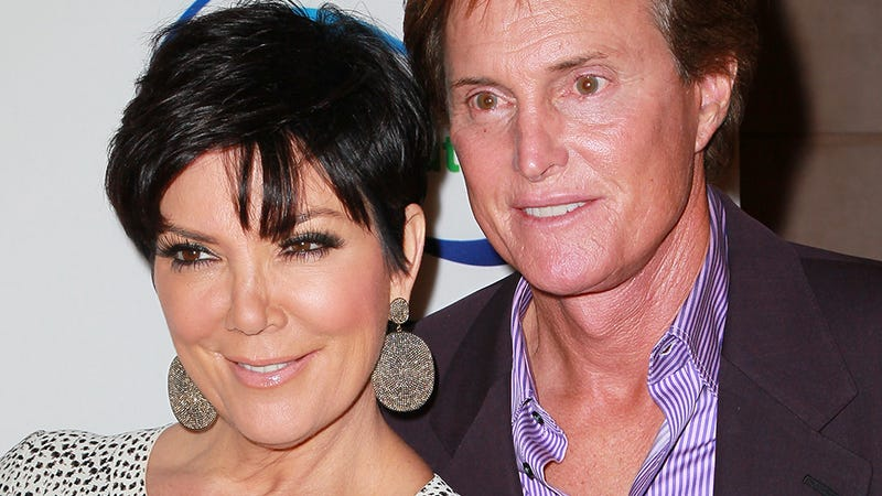 Illustration for article titled End of an Era: Kris Jenner Files for Divorce from Bruce