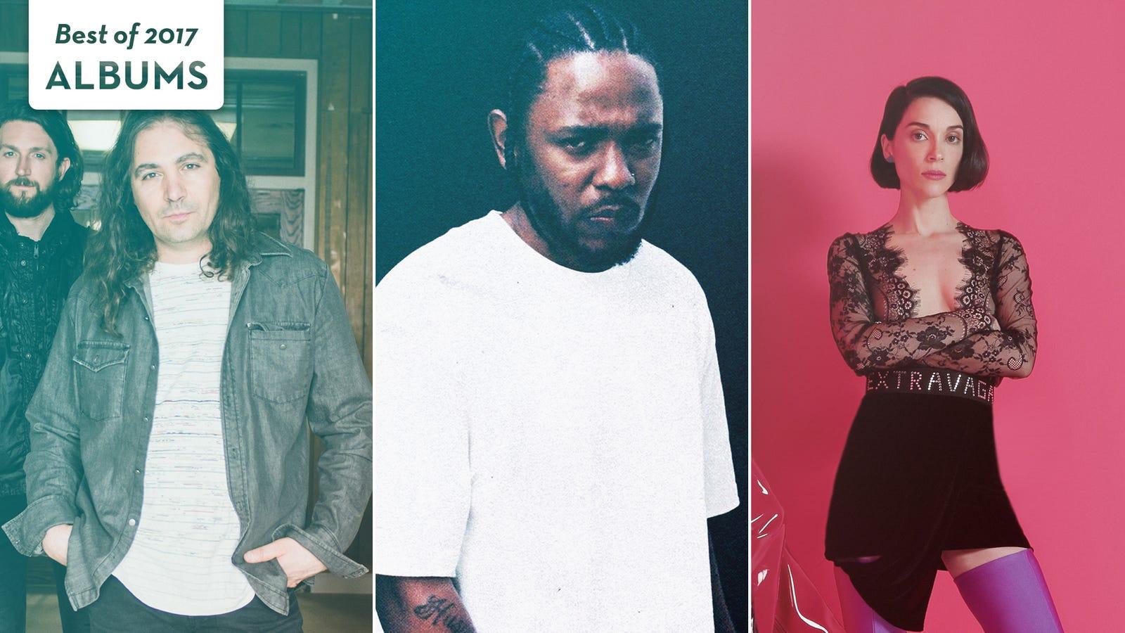 The Av Clubs 20 Best Albums Of 2017