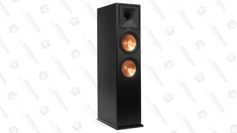 Altavoz Klipsch RP-280F   $347   AmazonGráfico: Shep McAllister