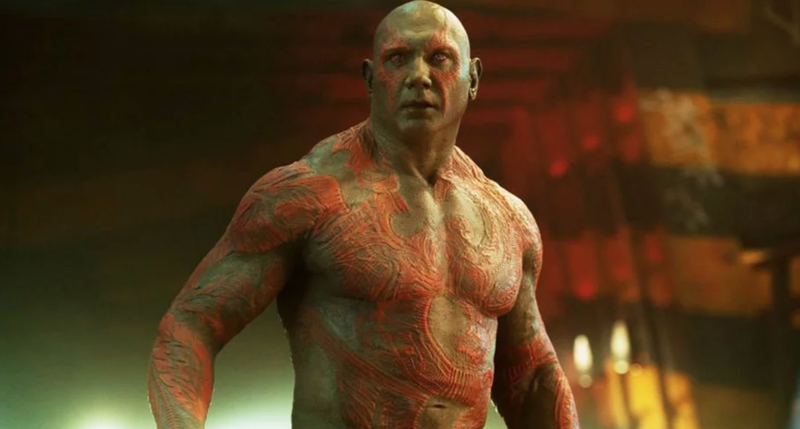 Illustration for article titled Dave Bautista confirma su regreso tanto en Avengers 4 como en Guardians of the Galaxy Vol. 3