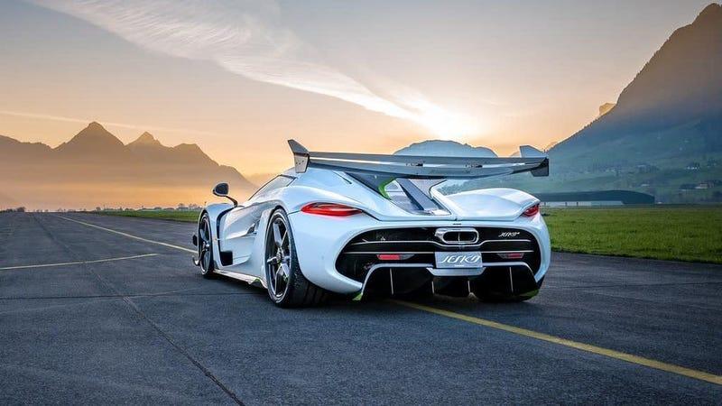 Photo: Koenigsegg