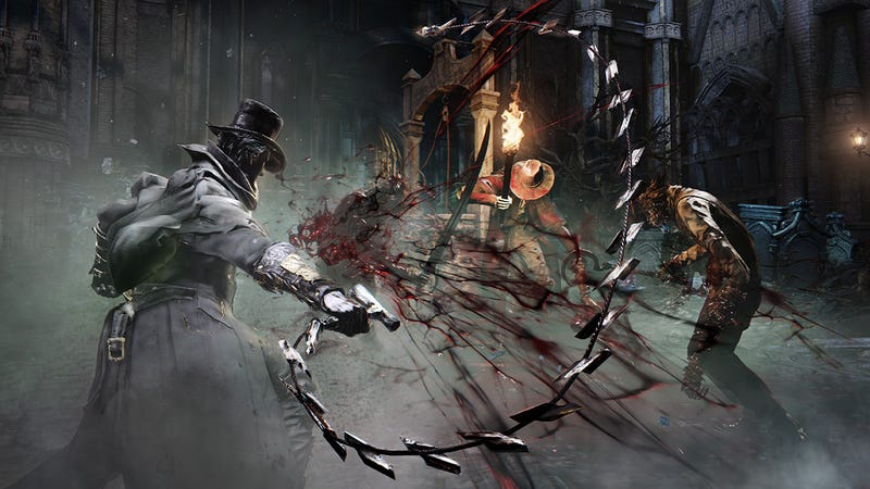 Illustration for article titled Bloodborne's Biggest Problems Have Been Fixed