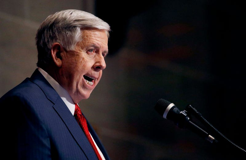 On Wednesday, May 15, Missouri Gov. Mike Parson called on state senators to take action on a bill to ban abortions at eight weeks of pregnancy, the latest GOP-dominated state emboldened by the possibility that a more conservative Supreme Court could overturn its landmark ruling legalizing the procedure.