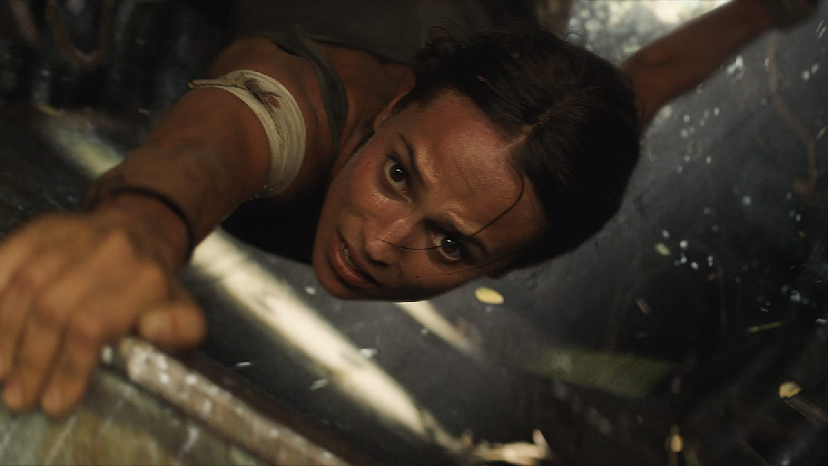 Turns out that a boring Tomb Raider movie might be worse than a