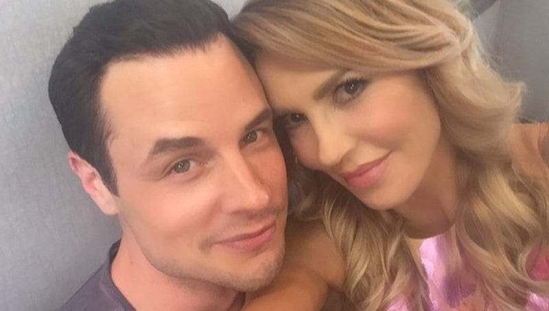 Illustration for article titled Brandi Glanville andDean Sheremet Will Pair Up for a Reality Cooking Show
