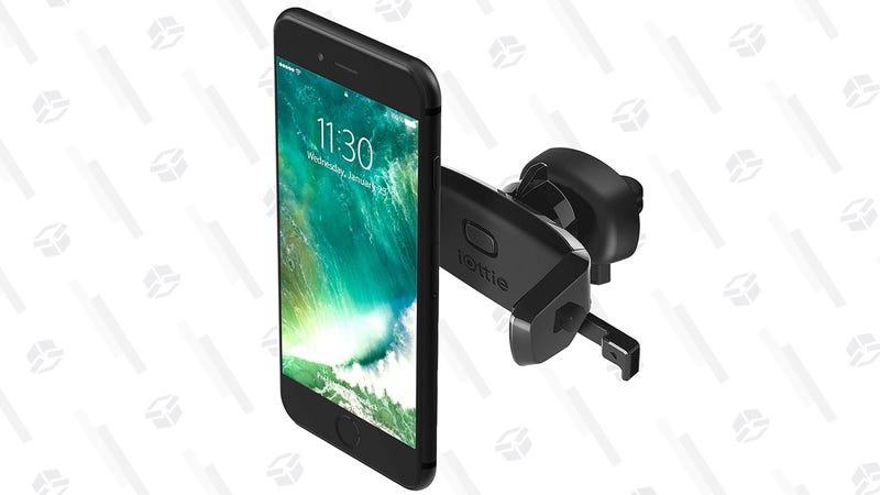 iOttie One Touch Mini   $13   Amazon