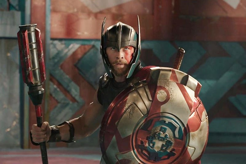 Chris Hemsworth as Thor (Walt Disney Studios)