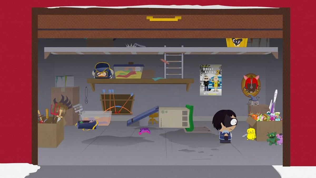 South Park: The Fractured But Whole Uses Little Details To