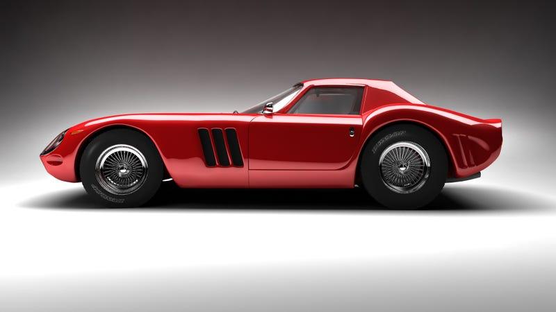 Illustration for article titled Ferrari Fridays