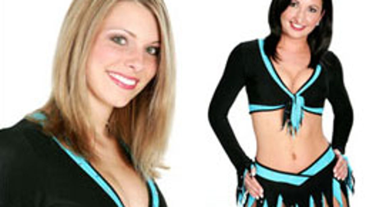 Panthers cheerleaders lesbian sex