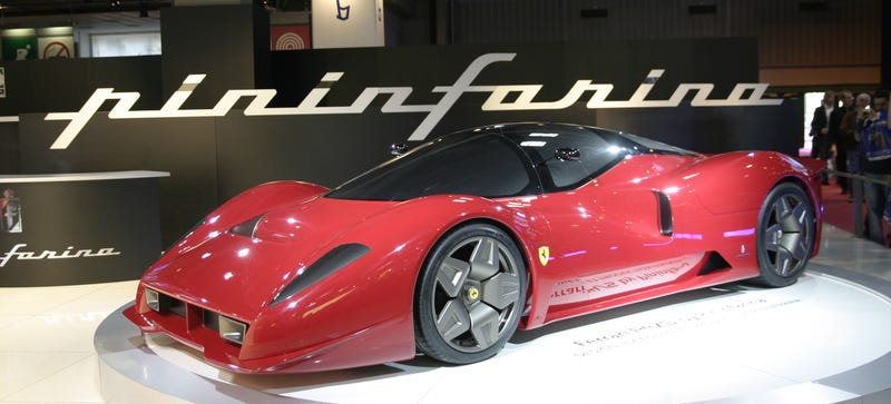 Illustration for article titled Pininfarina Reportedly In Talks To Be Bought By Mahindra