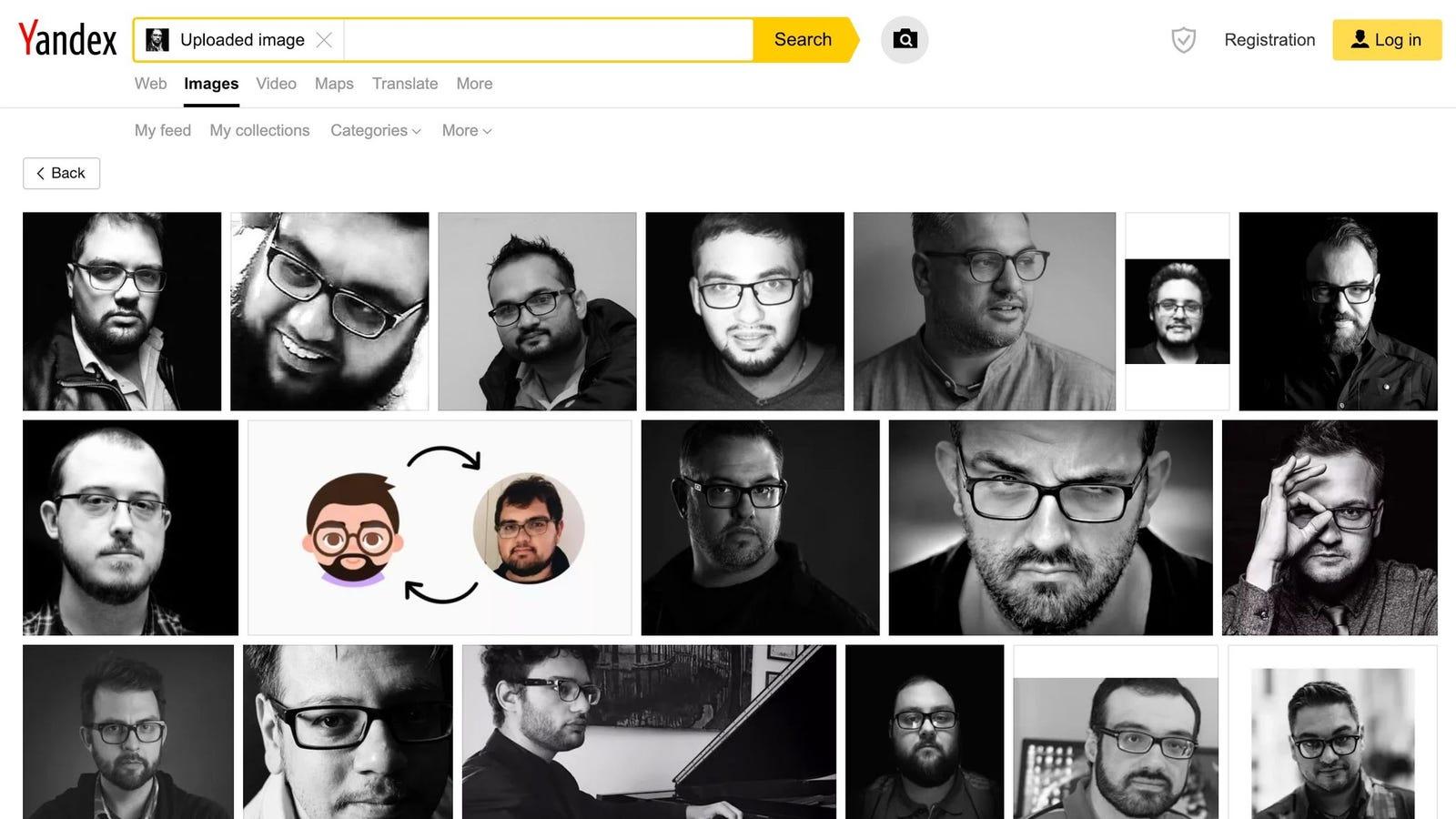 Cómo encontrar a tu gemelo perdido en Internet