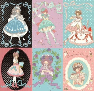 Illustration for article titled A Few Things About Lolita Style With Links