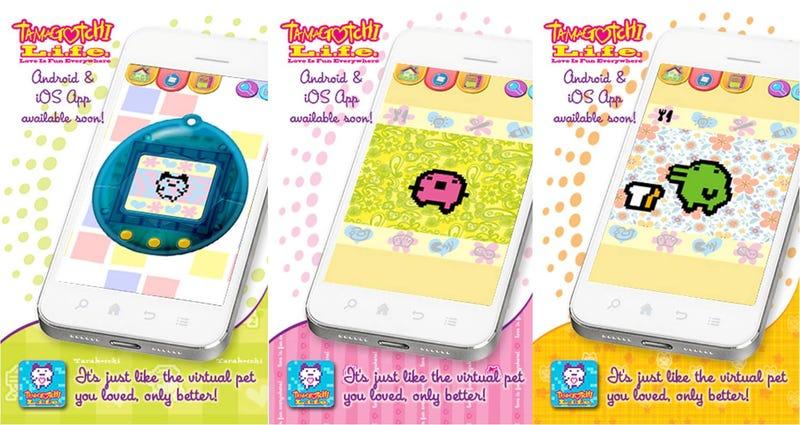 Illustration for article titled El Tamagotchi original se convierte en aplicación de Android (y pronto iOS)