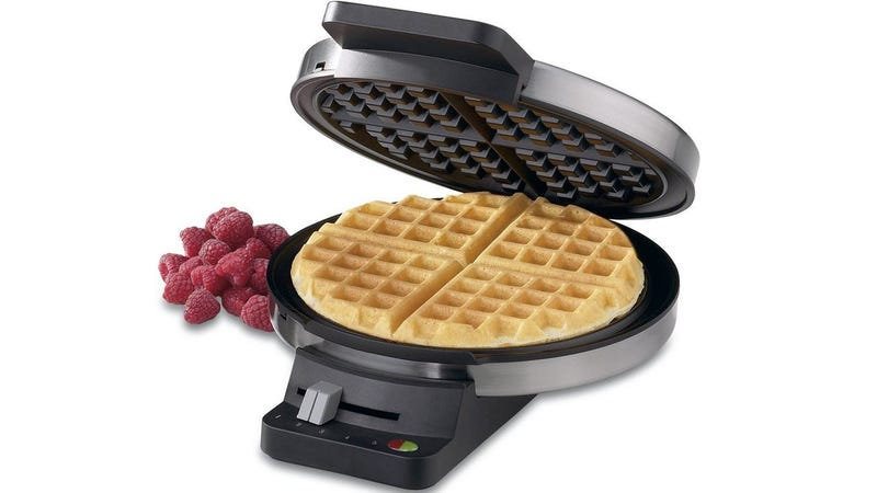 your top five picks for best waffle iron