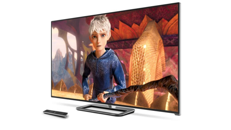Illustration for article titled Spendthrift Darling Vizio Crashes the 4K TV Party