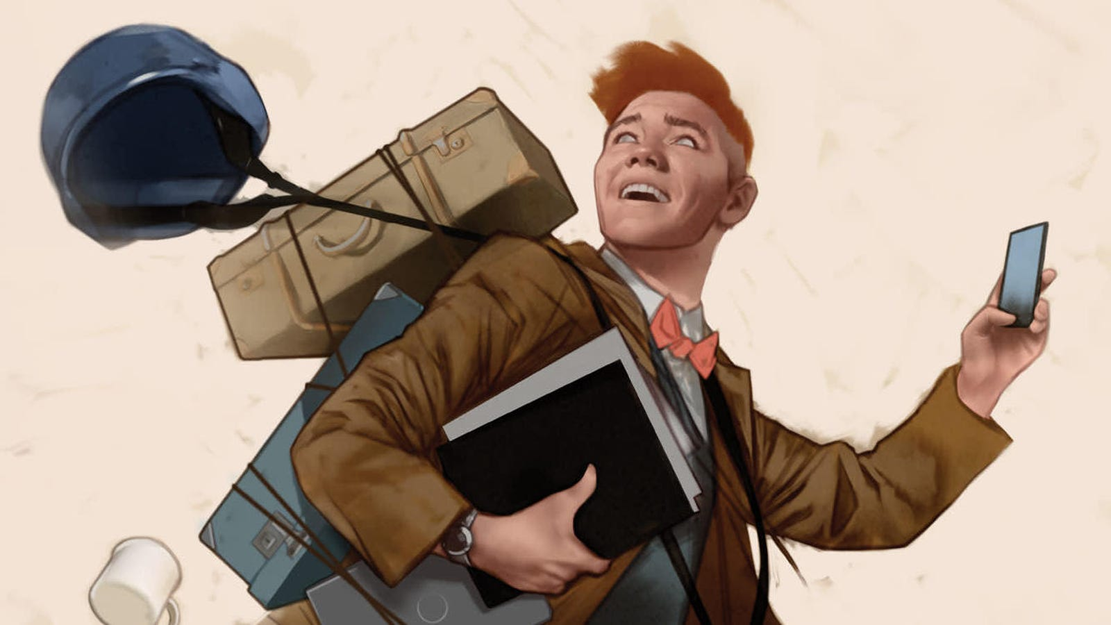 In Superman's Pal Jimmy Olsen, Pivoting to Video Is Perilous
