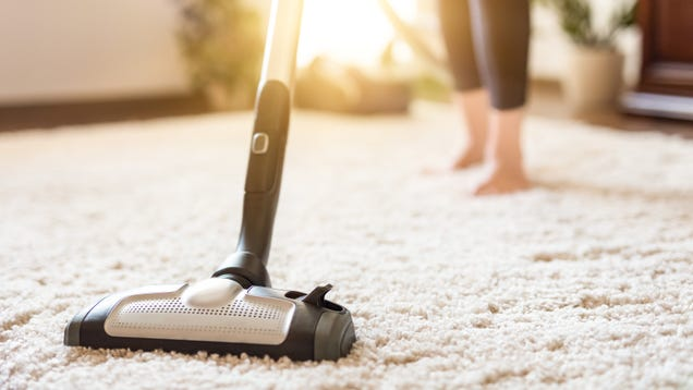 How Vacuuming Affects Your Home Air Quality