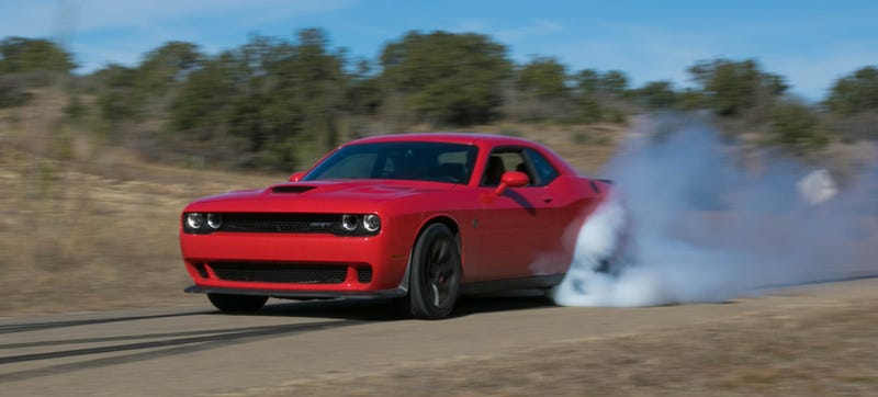 Illustration for article titled Dodge To Ramp Up Hellcat Engine Production As War On Tires Continues