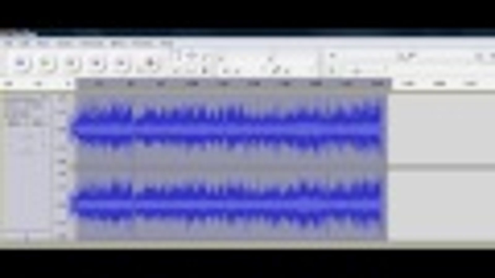 How to Change a Song's Pitch in Audacity (to Better Suit
