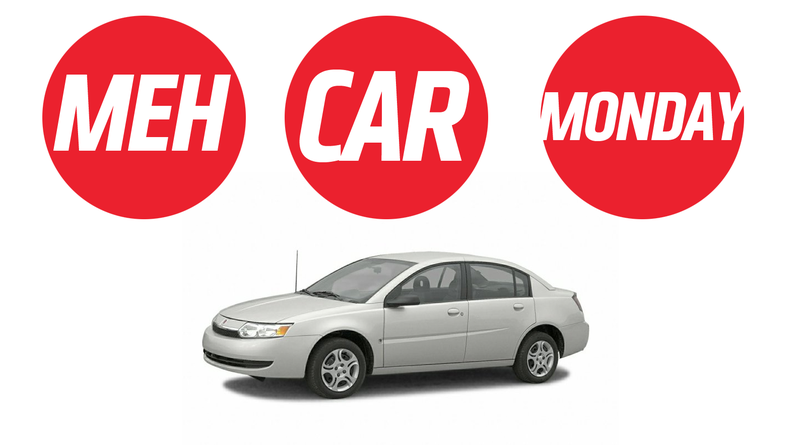 Illustration for article titled Meh Car Monday: The Saturn Ion Perfected The Chemistry Of Boring