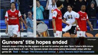 Illustration for article titled Here's An Unintentionally Splendid Moment In Soccer-Match Photography