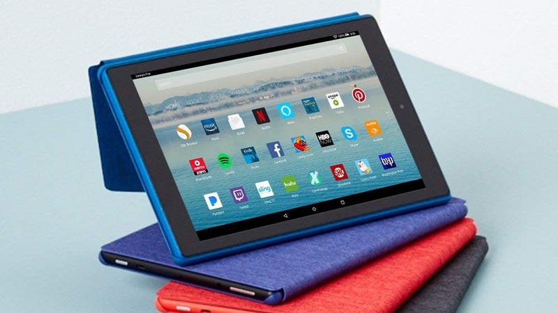Amazon Fire 7 Tablet | $35 | Daily Steals via Facebook