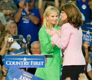 Illustration for article titled Palin & Hasselbeck To Co-Host Fox News Morning Show!
