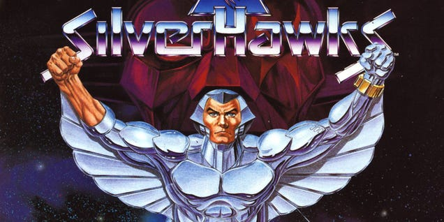 The Silverhawks Animated Series is Getting the Reboot Treatment