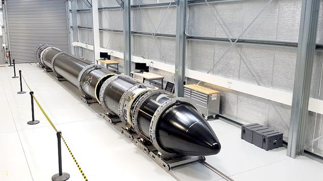 Adorable Carbon Fiber Rocket Is Finally Ready to Launch