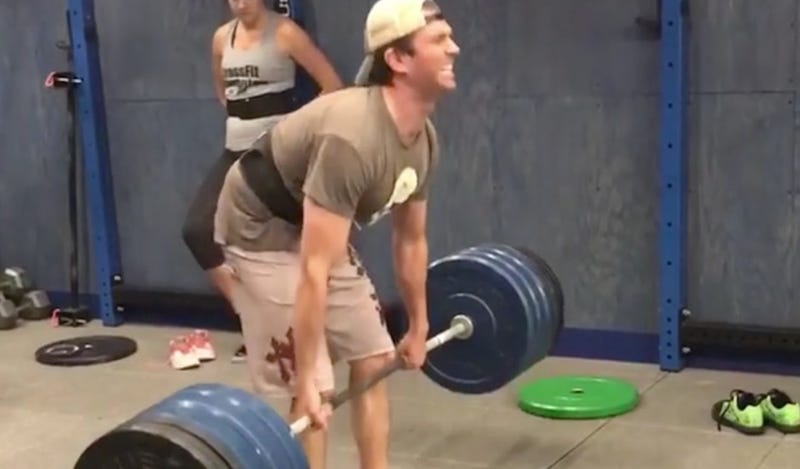 Donald Trump Jr Is Good At Weightlifting And Should Lift Even More