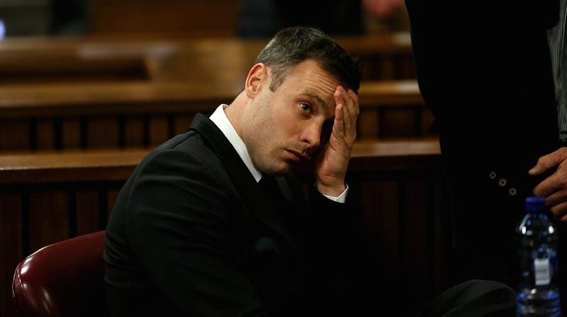 Illustration for article titled Oscar Pistorius and Reeva Steenkamp Never Slept Together, Says Her Mom