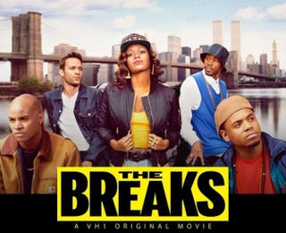The Breaks movie posterVH1