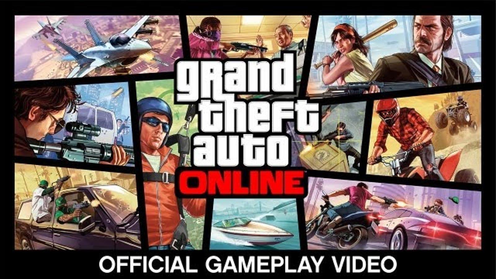Grand Theft Auto Online: lo que le faltaba a GTA V para ser perfecto