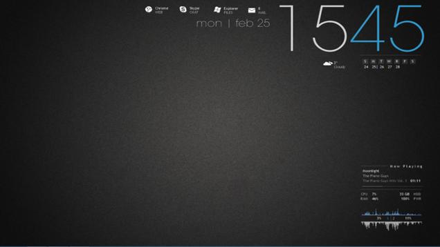 The Slate Desktop