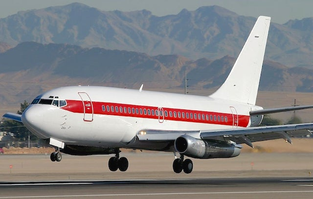 America's Secret Airline Flies Non-Stop To Area 51