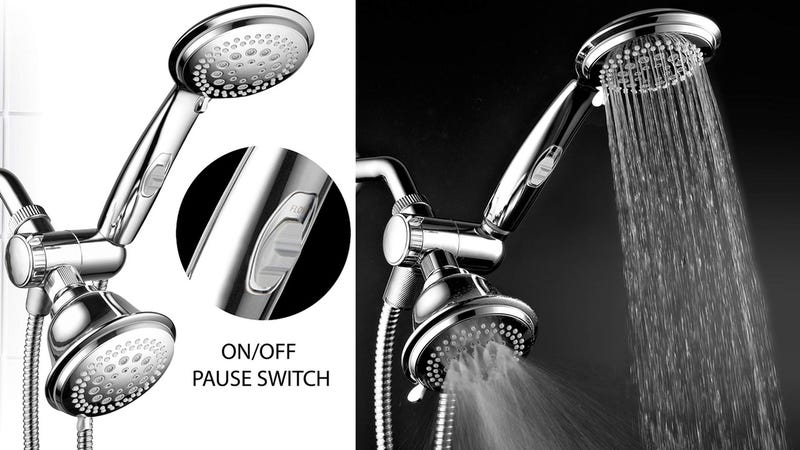 HotelSpa Dual Shower Head | $23 | Amazon