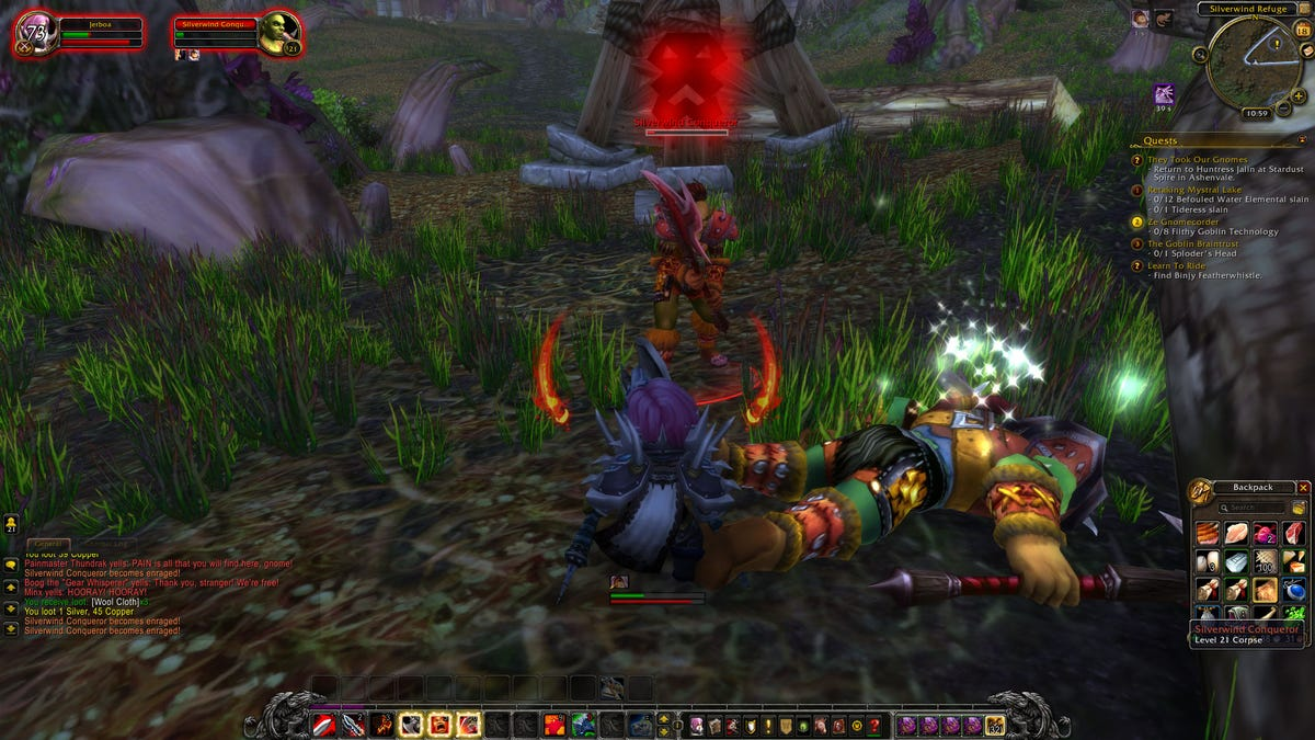 Leveling In World Of Warcraft Is Fun Again