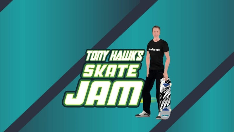 Illustration for article titled The New Tony Hawk Game Is For Phones And It's Bad