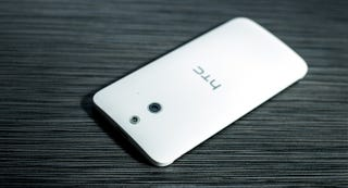Illustration for article titled HTC One E8, la versión en plástico del HTC One M8