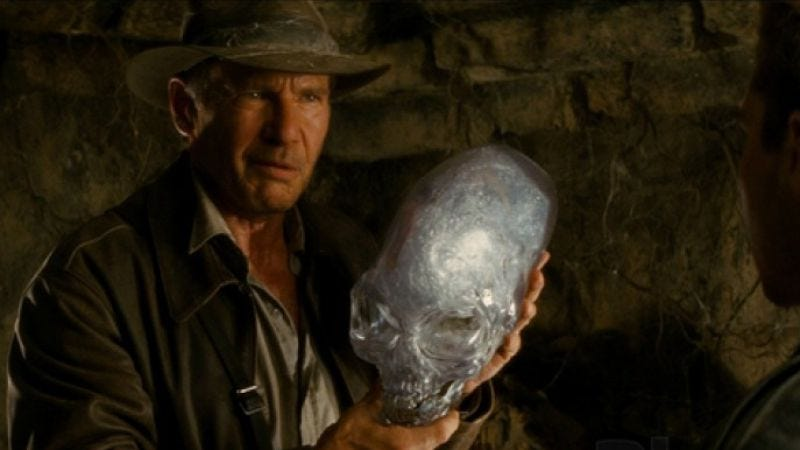 Illustration for article titled Crystal Skull writer to return for fifth Indiana Jones adventure