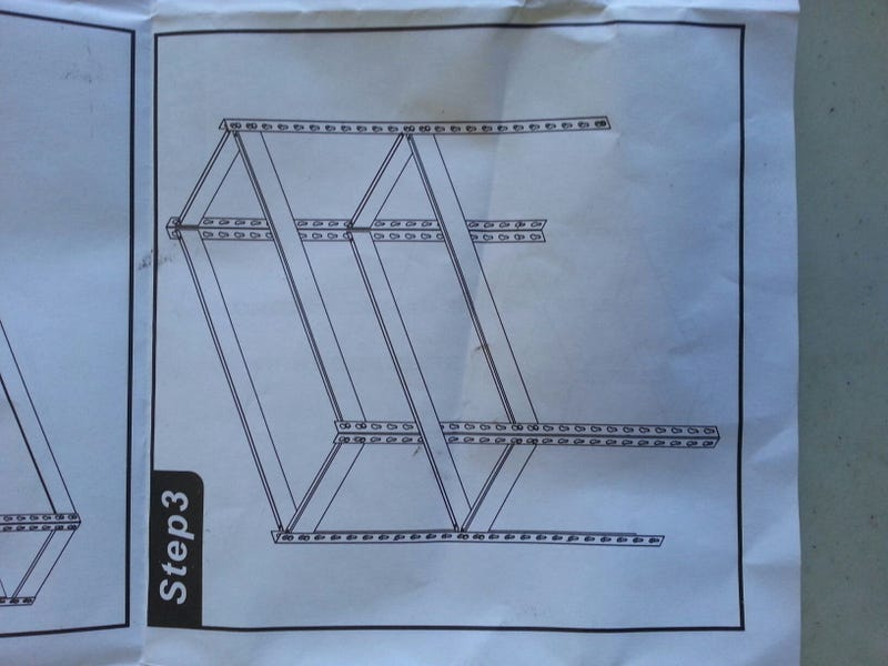 "Illustration for article titled Ikea shelf ""Escher"""
