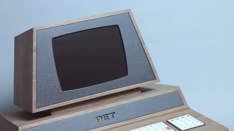 This Handcrafted Commodore PET 2001 Is the Most Elite Retro Device ...