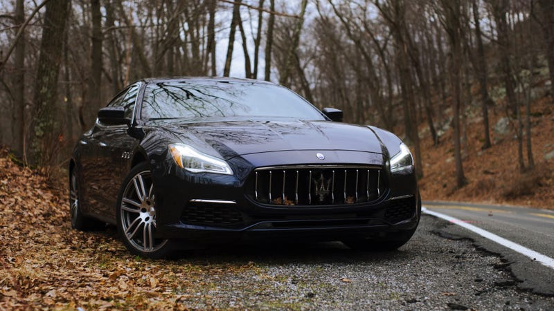 Illustration for article titled What Do You Want To Know About The Maserati Quattroporte?