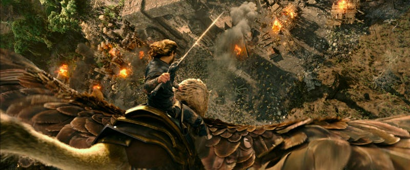 An image from Warcraft. All Images: Universal Pictures