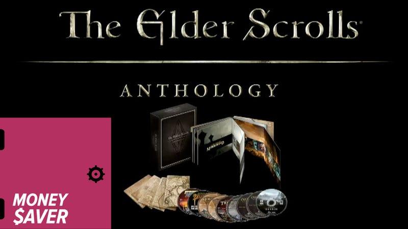 Illustration for article titled Moneysaver: Elder Scrolls Anthology, Pre-Order Mania, Haswell, 3DS